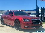 2014 Chrysler 300 LX S Sedan 4dr E-Shift 8sp 3.6i [MY14] Maroon Automatic A for Sale